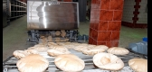 Bread On Cooling Conveyor